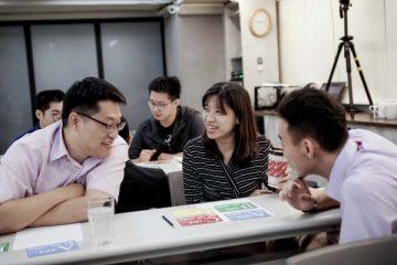 二代接班課程_全腦戰鬥力-小組案例研討
